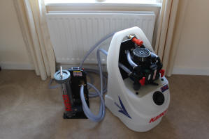 Central Heating Servicing with Power Flush